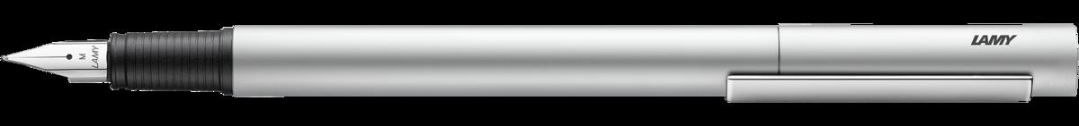Lamy Pur 348 Tintenroller Aluminium