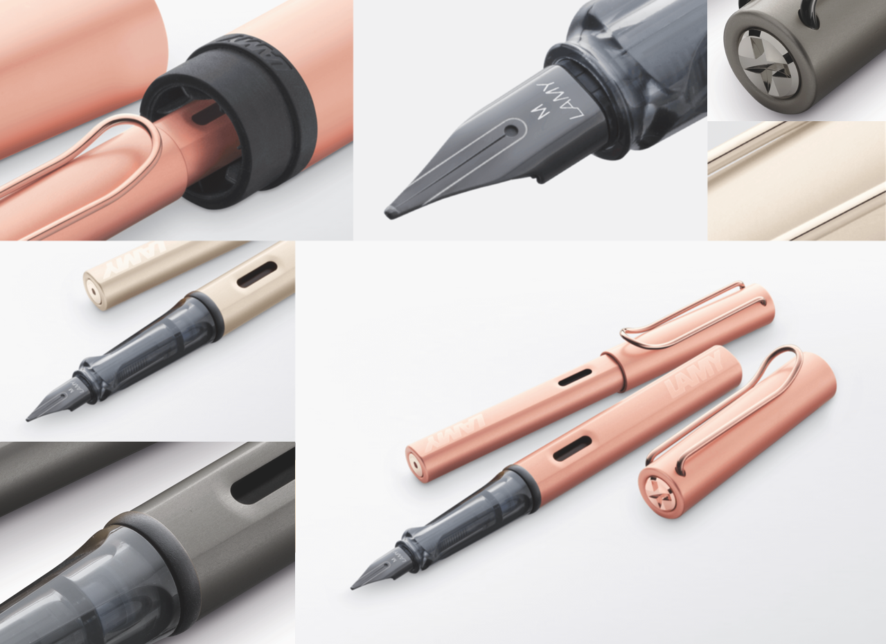 LAMY Lx Product Information and Writing Systems