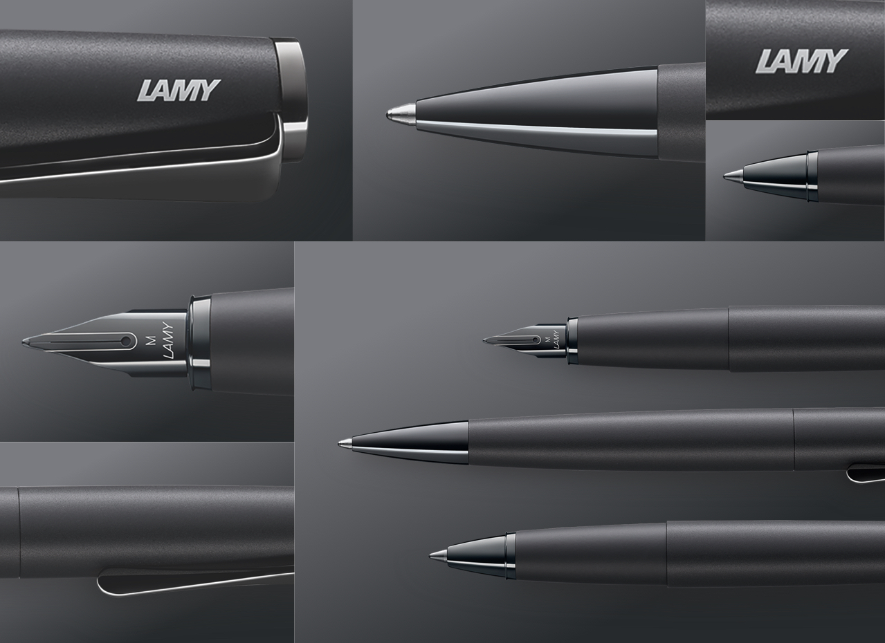 LAMY studio Lx all black